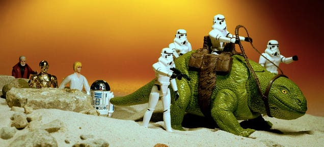 An Incredible High-res Gallery Of All the Original Star Wars Toys