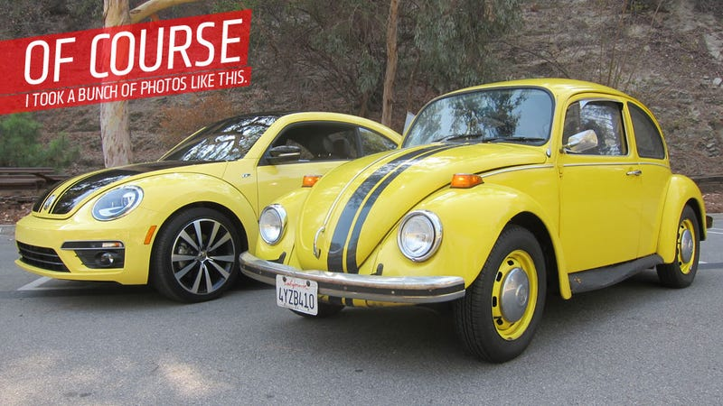 2014 Volkswagen Beetle GSR: Will It Baby?