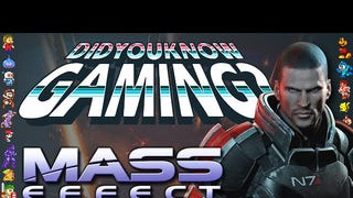 Eight Things You Might Not Know About <em>Mass Effect</em>