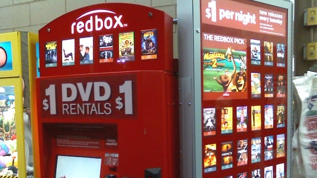 Renting a Movie from Redbox Will Cost More Than a Dollar