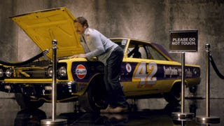 Nick Offerman Explains Why NASCAR Rules