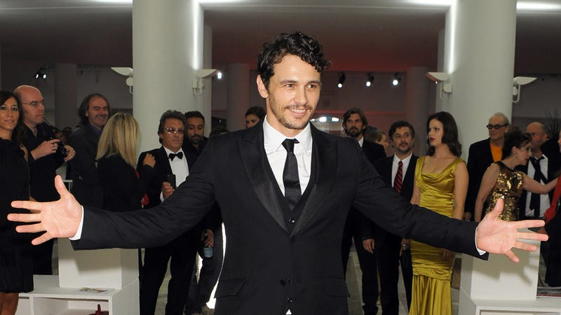 The Story Gawker Doesn't Want You To Read*: James Franco Nominated for Special Blog Prize