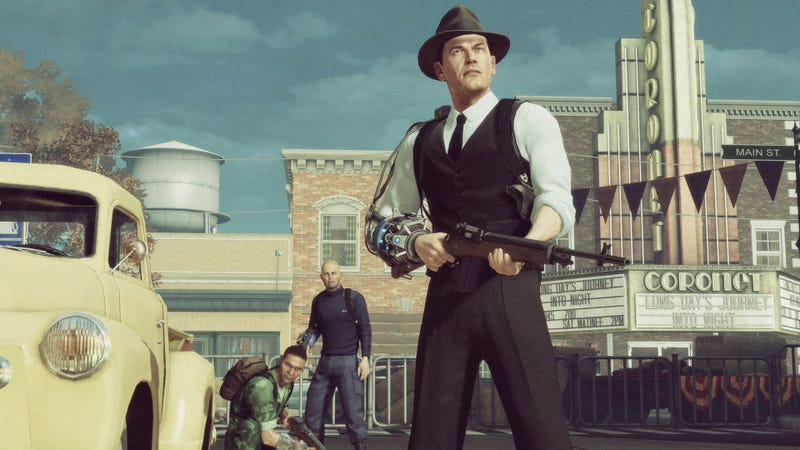 30 Minutes with The Bureau: At Least That Old XCOM Shooter LOOKS Cool