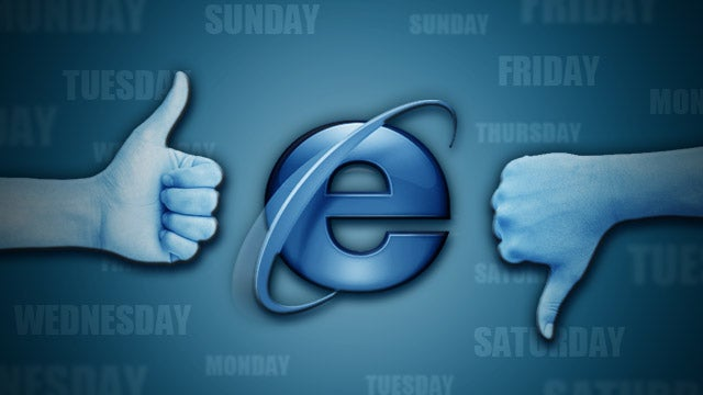 A Week With Internet Explorer: Not the Browser You've Always Despised