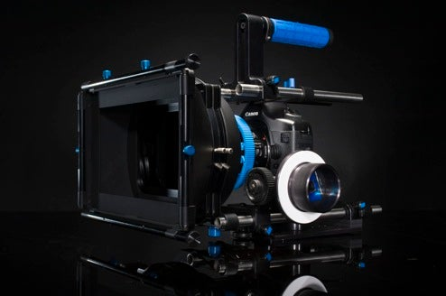Redrock's Cinematizing Kit to Turn Video DSLRs Into Proper Movie Cams
