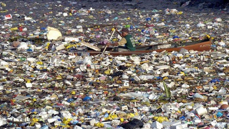 Resultado de imagen para islas de plástico