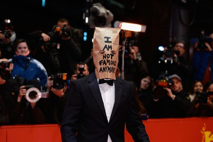 Shia LaBeouf Has Something Important to Say