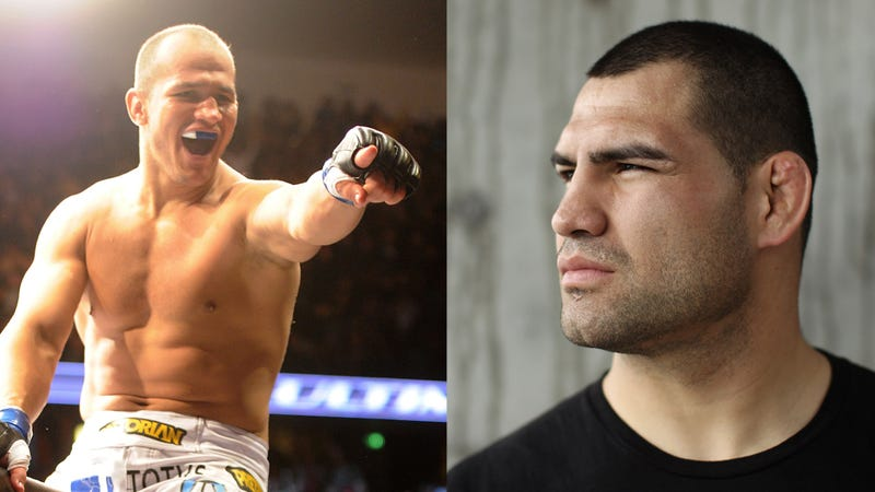 Cain Velasquez And Junior Dos Santos Should Fight Each Other Forever