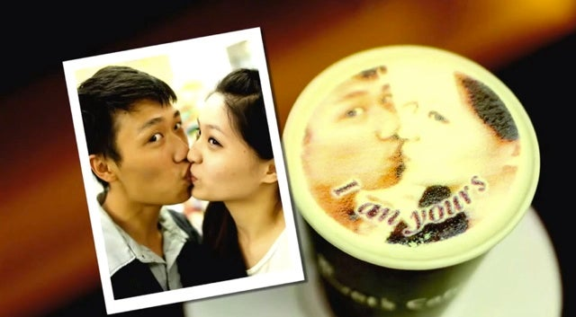 In Taiwan, They Are Printing Faces on Coffee