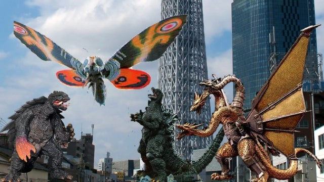 Thanks Tokyo Skytree, You Just Ruined Japanese Monster Movies