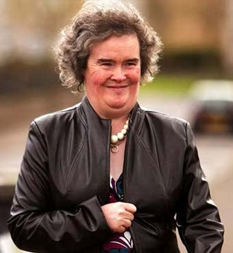 How Should Harper's Bazaar Style Susan Boyle?