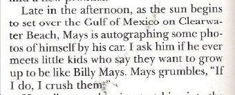 Billy Mays Hates Kids