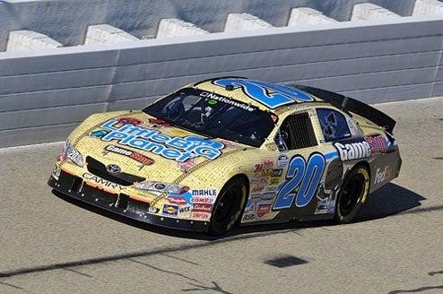 LittleBigPlanet Meets...NASCAR?