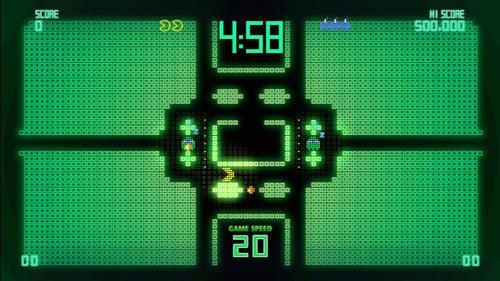 Pac-Man CE DX Levels