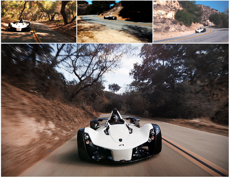 What is it like to drive a BAC MONO