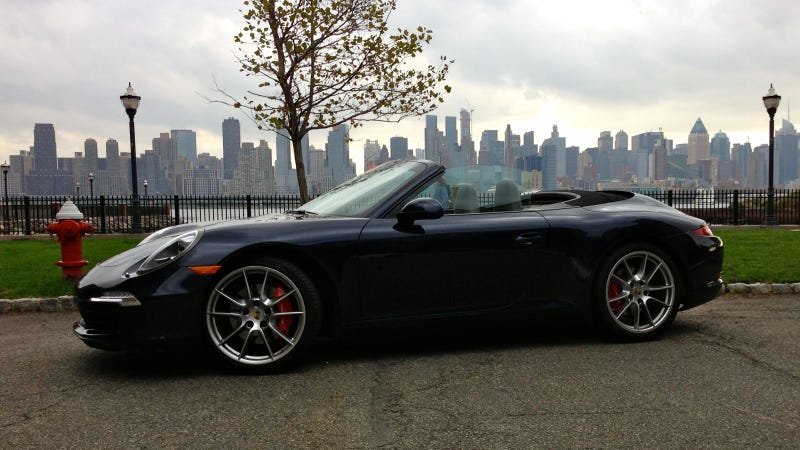 2012 Porsche 911 Carrera S Cabriolet: The Jalopnik Review