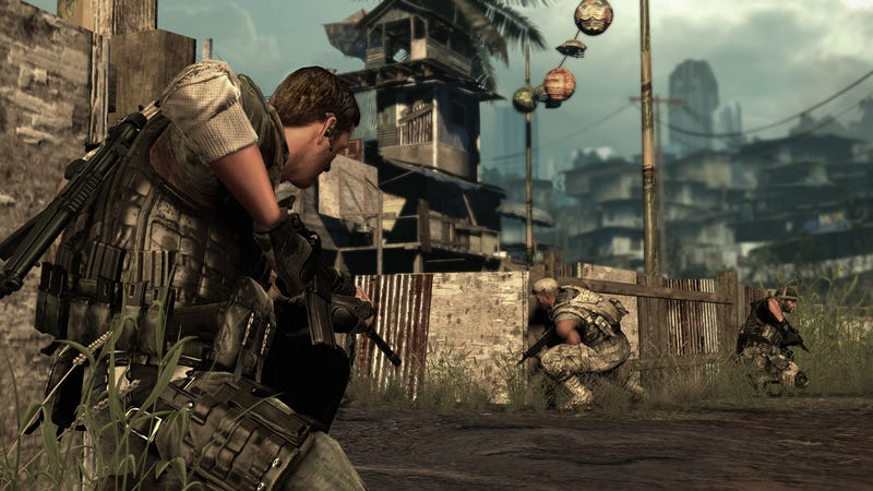 SOCOM 4 Revealed, Franchise Returns To Zipper Interactive