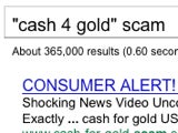 """Add """"Scam"""" to Your Searches When Checking out a Business, Product, or Web Site"""