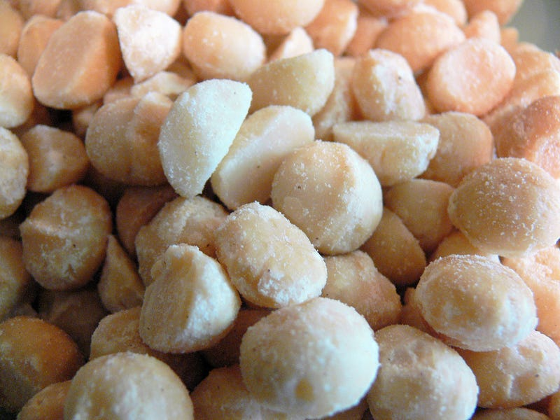Macadamias Are the Best Nut