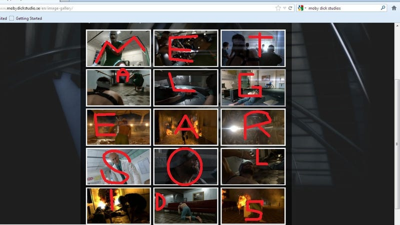 Is There Really a Hidden Message in These Phantom Pain Screenshots?