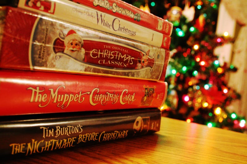 Talk to me about holiday movies!