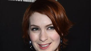 Felicia Day Says She's Afraid