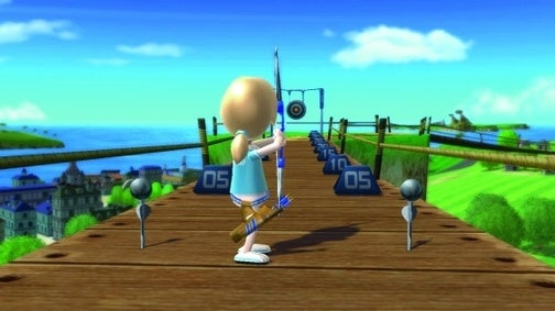 Wii Sports Resort Review: More Motion in the Ocean