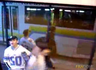 Lions Fans: Not Even Fit For The Bus