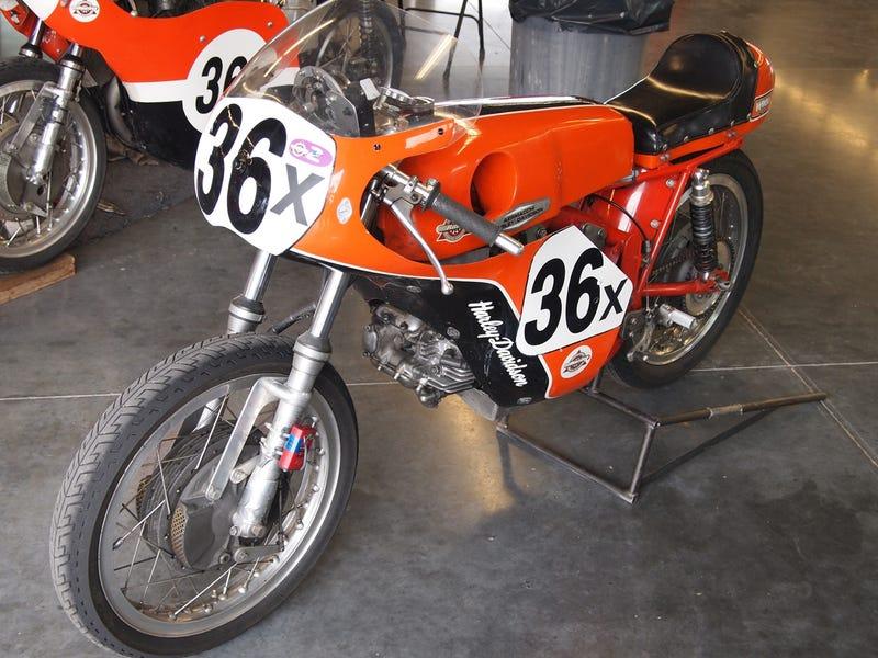 Bonneville Vintage GP photodump