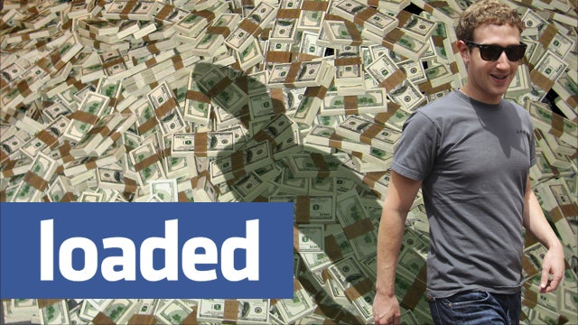 Source Reveals Facebook Is Swimming In Cash