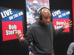 Deion Sanders Finds Dogfighting Quite Exciting, Actually