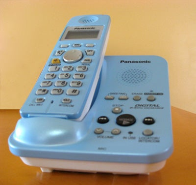 Panasonic Bragging About Being #1 in Cordless Phones Is Kind of a Bummer