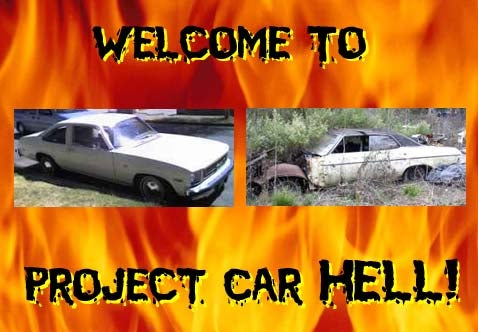 Project Car Hell, Free Chevy Edition: Nova or Impala?