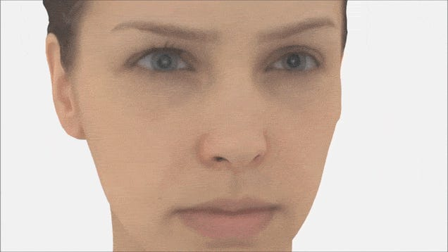 Metal Gear Solid V's Face Tech Is Impressive