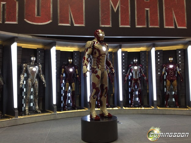 New Iron Man Armor