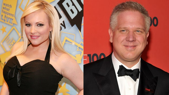 Meghan McCain Fires Back At Sexist Turd Glenn Beck