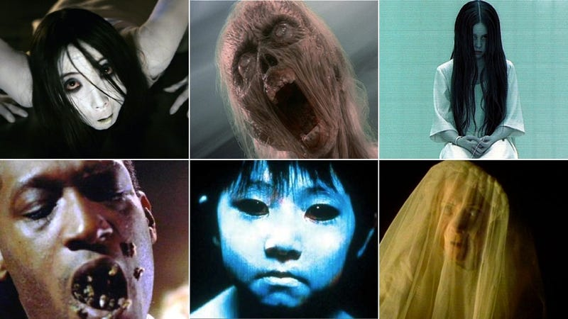The Scariest Ghost Movies Of All Time