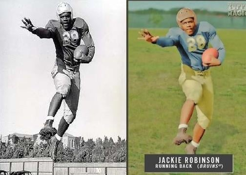Didn't Jackie Robinson Play Baseball?