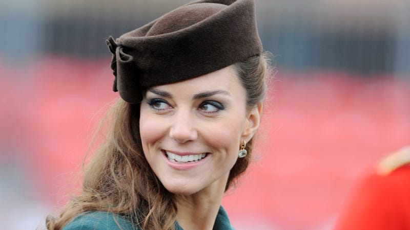 Kate Middleton's Palace Decorating Scheme WILL NOT DO