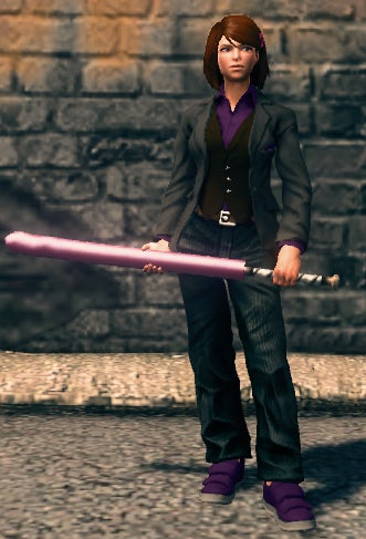This is What the Saints Row Dildo Bat Looks Like in Japan
