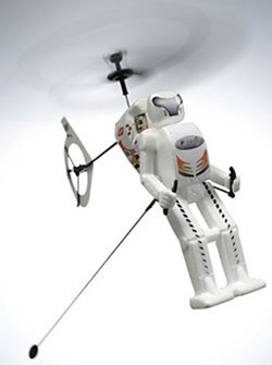 Kyosho's Robo Hopper Hops into Our Faces, Pectorals and Hearts
