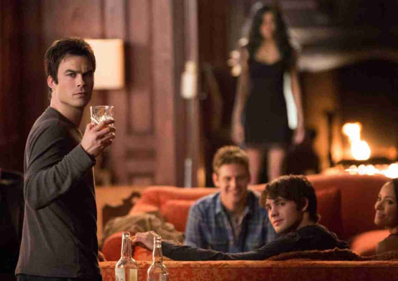 Vampire Diaries shows that bad people should feel bad about themselves