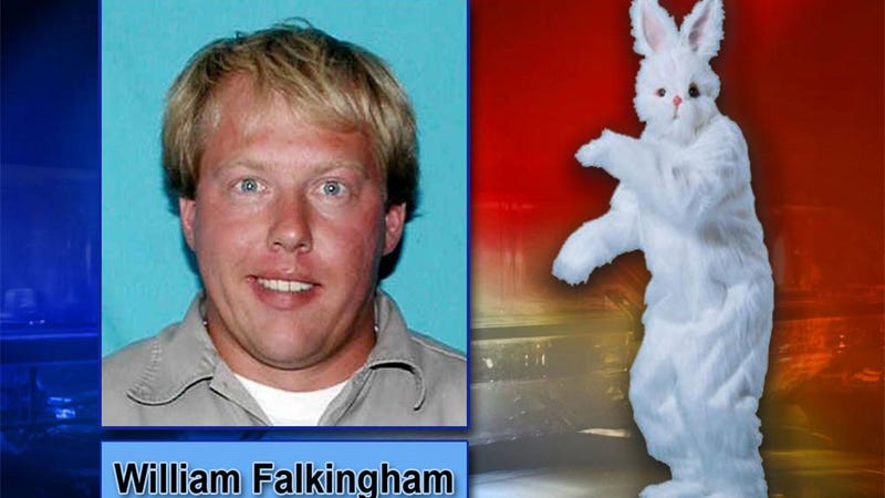 Idaho Town Terrorized by Guy in Bunny Suit