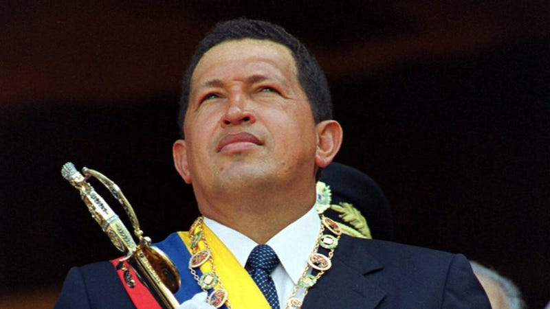 Venezuela Is Permanently Preserving and Displaying Hugo Chavez's Body