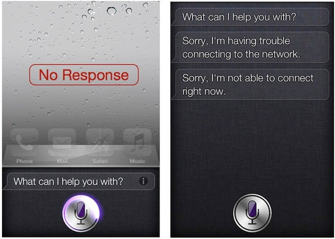 At IBM Headquarters, Siri Is Persona Non Grata