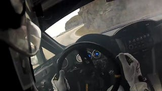 Excuse Me While I Faint: Mountain Drift Onboard