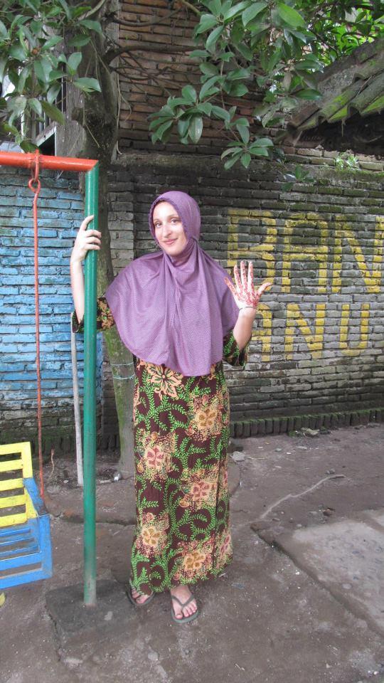 NomadiKat Rocks Hijab