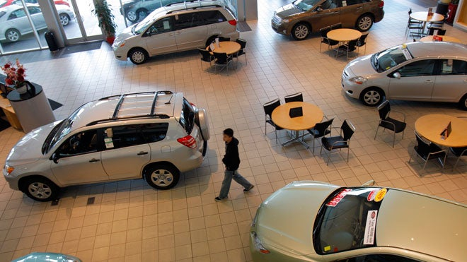 Dealerships Say Gov't Regulations Cost Billions, Raise Prices