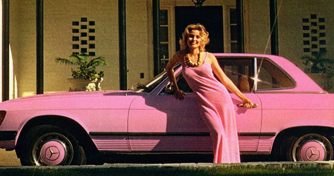 Playmate Of The Year Cars 1964 To 2010