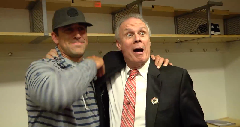Bo Ryan's Excited To See Aaron Rodgers